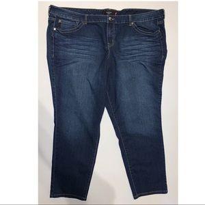 Torrid Skinny Jean Size 28 Extra Short